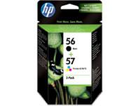 Hewlett Packard SA342AE#301 Ink Cartrdg 56/57
