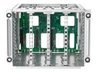 Hewlett Packard HP DL580 GEN8 5 SFF DRIVE BACK
