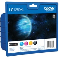 Brother LC-1280XL BLISTER PACK SECURIT