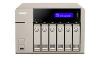 QNAP TVS-663-8G 6BAY 2,4GHZ QC