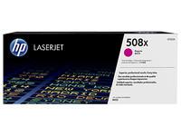 Hewlett Packard TONER CARTRIDGE 508X MAGENTA