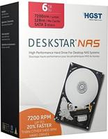 HGST DESKSTAR IDK 6TB NAS V2 4PACK