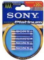 Sony 4PCS BLISTER ALKALINE STAMINA