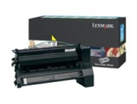 Lexmark RETURN PROG. TONER CARTRIDGE Y