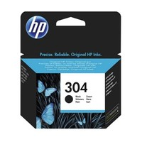 Hewlett Packard INK CARTRIDGE NO 304 BLACK