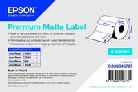 Epson Etikettenrolle, Normalpapier, 76x51mm
