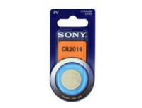 Sony Einzelpack CR2016 Knopfzelle