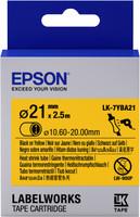 Epson TAPE - LK7YBA21 HST BLK
