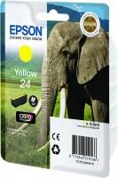 Epson 24 SERIES ELEPHANT YELLOW INK