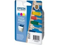 Epson INK CARTRIDGE COLOR F. STYLUS