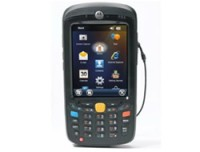 Zebra MC55A0, 1D, USB, BT, WLAN, QWERTY