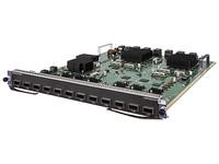 Hewlett Packard FF 12900 12P 40GBE QSFP+ FX MO
