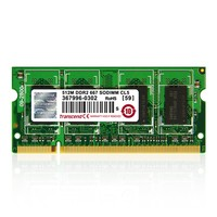 Transcend 512MB DDR2 667 SO-DIMM 1RX16