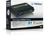 Trendnet 5XGIGABIT GREEN SWITCH