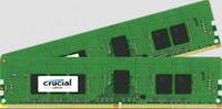 Crucial 8GB DDR4 KIT (4GBX2) 2133MT/S