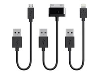 BELKIN CABLE CHARGE SYNC LIGHTNING