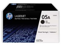 Hewlett Packard CE505D HP Toner Cartridge 05A