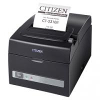 Citizen CT-S310II, Dual-IF, 8 Punkte/mm (203dpi), Cutter, weiß