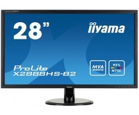 Iiyama X2888HS-B2 71CM 28IN MVA