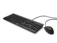 Hewlett Packard C2500 Keyboard und Maus