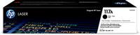 Hewlett Packard HP117A BLACK ORG LASER TONER