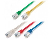 Equip PATCH CABLE C5E SF/UTP 1M BLUE
