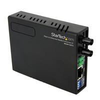 StarTech.com MM FIBER MEDIA CONVERTER ST