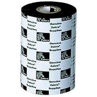 Zebra Zebra, Thermotransferband, Wachs, 110mm, 6 Stück