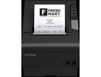Epson TM-T88V, USB, WLAN, schwarz