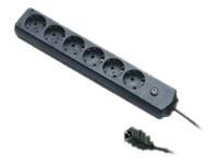 Eaton PDU IEC320/C20 - 6 X SCHUKO