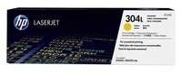 Hewlett Packard TONER CARTRIDGE 304L YELLOW