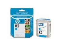 Hewlett Packard Ink Cartridge No.:82, cyan