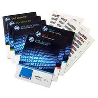 Hewlett Packard HP LTO-6 Ultrium Etiketten