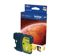 Brother LC-1100HYY INK CARTRIDGE YELLO