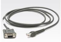 Zebra Kabel RS232 Fujitsu, 2,1m, gerade