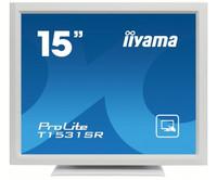 Iiyama T1531SR-W3 38CM 15IN TOUCH WHT