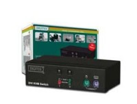 Digitus KVM Switch PS/2, 2-port DVI