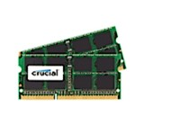 Crucial 8GB KIT 4GBx2 DDR3 1066 CL7