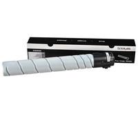 Lexmark 54 X BLACK TONER CARTRIDGE