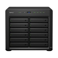 Synology DS2415+ 12BAY 72TB WD RED PRO