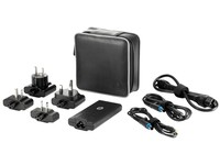 Hewlett Packard 65W SMART TRAVEL AC ADAPTER