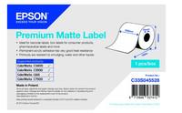 Epson Etikettenrolle, Normalpapier, 220mm