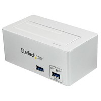 StarTech.com USB 3.0 HDD DOCK W/FAST CHARGE