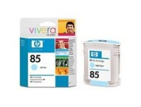 Hewlett Packard INK CARTRIDGE NO85 L.CYAN