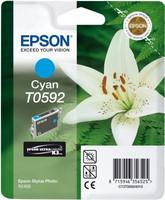 Epson CYAN INTELLIDGE CARTRIDGE