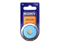 Sony Einzelpack CR1220 Knopfzelle