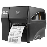 Zebra ZT220, 8 Punkte/mm (203dpi), EPL, ZPL, ZPLII, USB, RS232