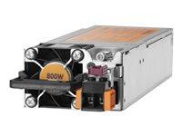 Hewlett Packard 800W FS -48VDC HT PLG PWR SPL