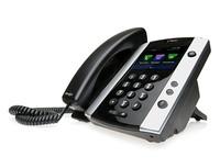 Polycom VVX 501 SKYPEF/BUSINESS 12-LIN
