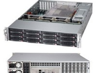 Supermicro SSG-6027R-E1R12T 2U BARE 10GBE